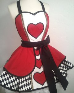 $130.00 - Queen of Hearts