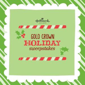 Gold Crown Holiday Sweepstakes