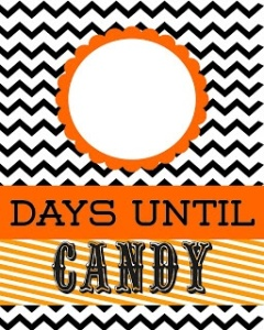 Halloween Count Down