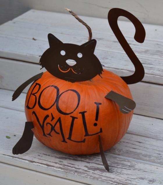 Boo Y'All! Jack-O'-Lantern