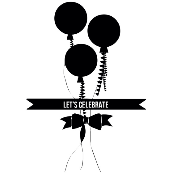 Let's Celebrate Balloons