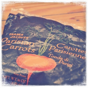 Trader Joe's Parisian Carrots
