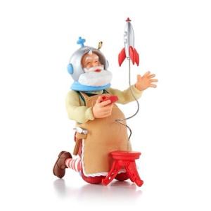 Toymaker Santa