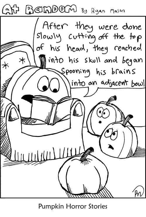 Pumpkin Horror Stories