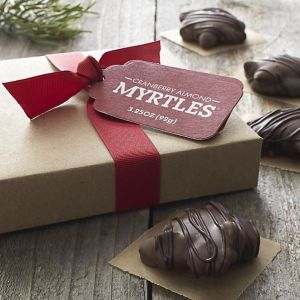 Cranberry Almond Myrtles