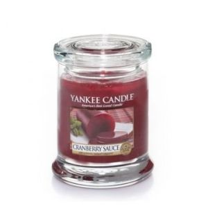 Cranberry Sauce Candle