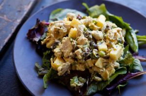 Curry Turkey Salad