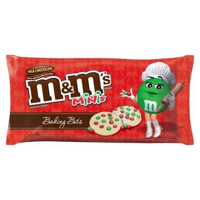 M&M's Minis Baking Bits