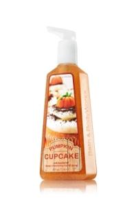 Pumpkin Cupcake Deep Cleansing Hand Soap