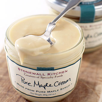 Pure Maple Cream