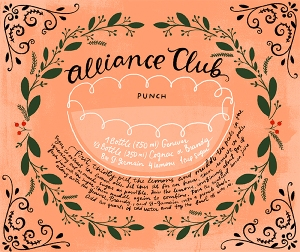 Alliance Club Punch