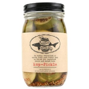 Brooklyn Brine Hop-Pickles
