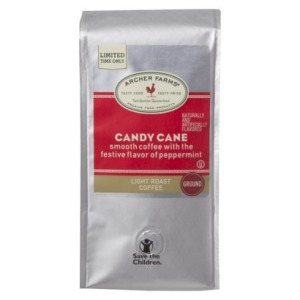 Candy Cane Light Roast Coffee