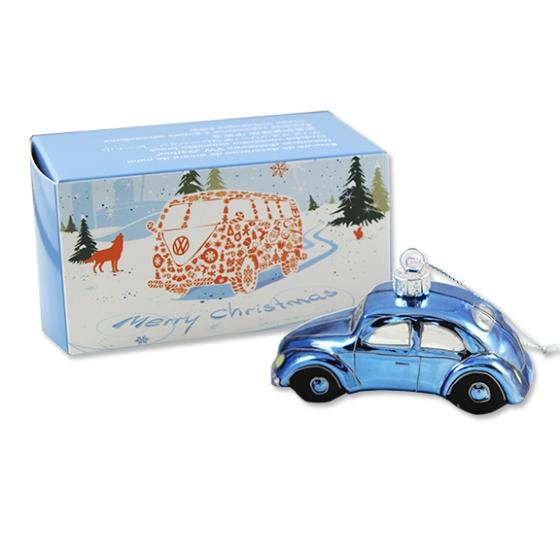 Beetle Christmas Bauble