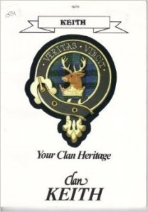 Clan Keith - Your Clan Heritage - Amazon