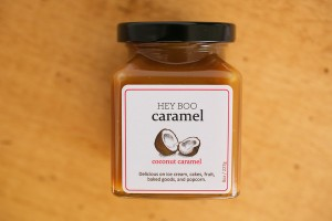 Hey Boo Coconut Caramel
