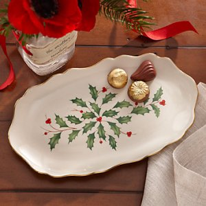 Holiday Archive Long Tray - Lenox
