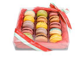 Holiday Gift Box - MacarOn
