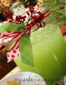 Junie-June's Christmas Eve Punch