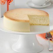 Junior's Plain Cheesecake