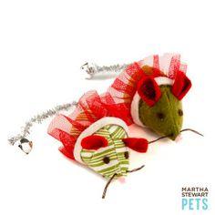 Martha Stewart Pets - 2 Pack - Tutu Mice