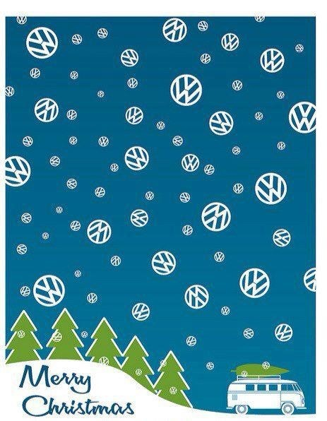 Merry Christmas - VW Style