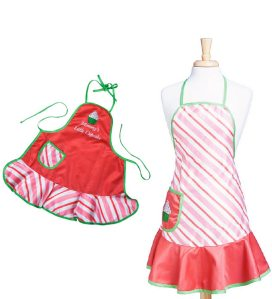 Mommy & Me Matching Adult & Child Apron Set