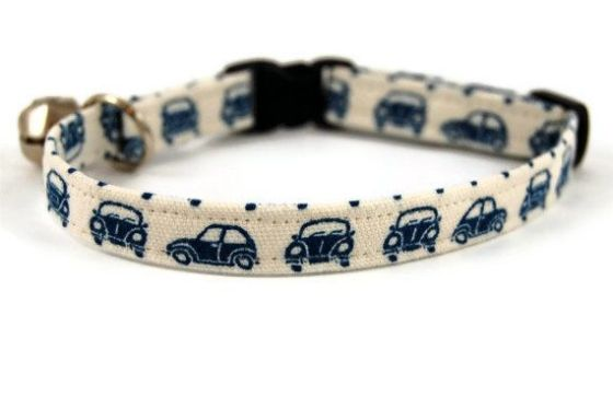 Volkswagen Beetle Cat Collar