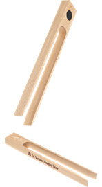 Wooden Toast Tongs - The Vermont Country Store