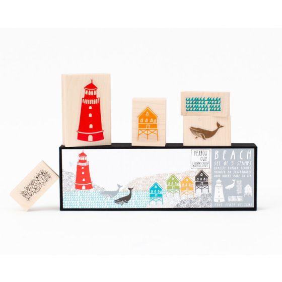 Beach Stamp Set