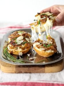 French Onion Cheese Bread