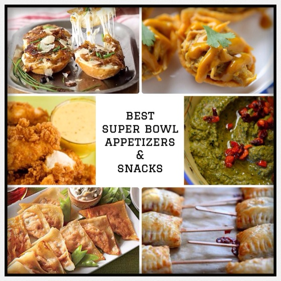 Best Super Bowl Appetizers & Snacks