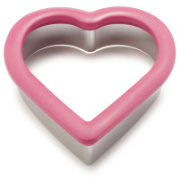 Wilton Comfort-Grip Heart Cookie Cutter