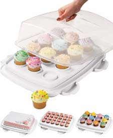 Cupcake Caddy