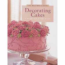 Decorating Cakes Book