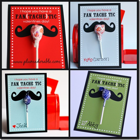 Fan-Tache-Tic Valentine