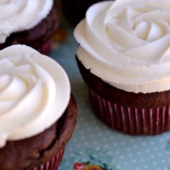 Better Chocolate Cupcakes