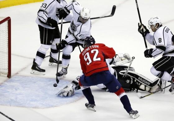 Evgeny Kuznetsov First NHL Goal