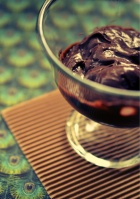Decadent Chocolate Fudge Pudding for Two