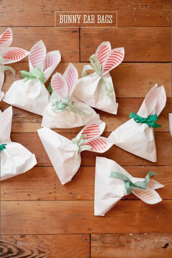 Bunny Ear Bags