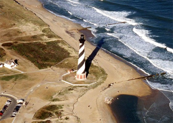 Cape Hatteras | Faith, Hope, Love, and Luck Survive Despite a Whiskered Accomplice