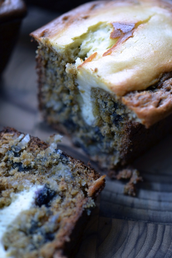 Tropical Banana Bread | Faith, Hope, Love, and Luck Survive Despite a Whiskered Accomplice