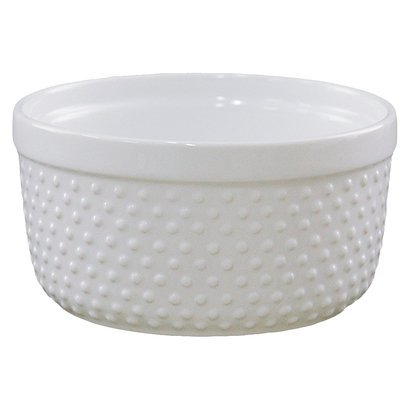 Target Home Large Beaded Ramekin | Faith, Hope, Love, and Luck Survive Despite a Whiskered Accomplice