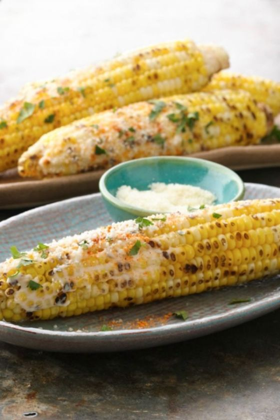 Mexican Street Corn | Faith, Hope, Love, and Luck Survive Despite a Whiskered Accomplice