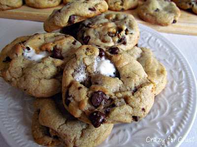 S'more Cookies | Faith, Hope, Love, and Luck Survive Despite a Whiskered Accomplice