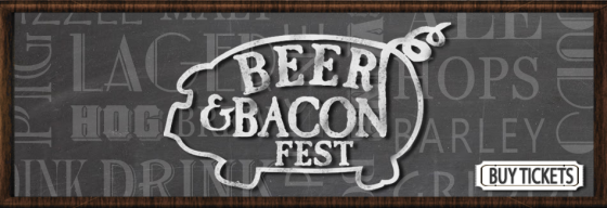 Bacon and Beer Fest | Faith, Hope, Love, and Luck Survive Despite a Whiskered Accomplice