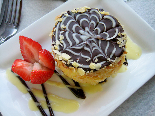 Boston Cream Pie | Faith, Hope, Love, and Luck Survive Despite a Whiskered Accomplice