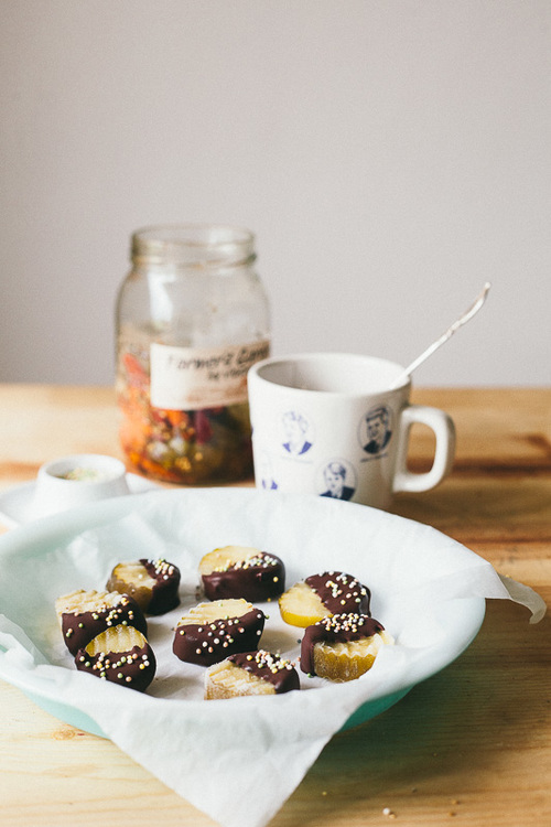 Dessert Pickles, Two Ways | Faith, Hope, Love, and Luck Survive Despite a Whiskered Accomplice