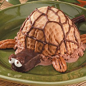 Ice Cream Turtle | Faith, Hope, Love, and Luck Survive Despite a Whiskered Accomplice