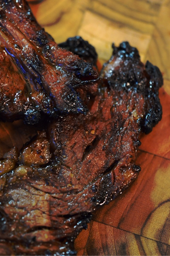 Whiskey Steak Marinade | Faith, Hope, Love, and Luck Survive Despite a Whiskered Accomplice
